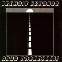 Transit Express - Opus Progressif  CD (album) cover