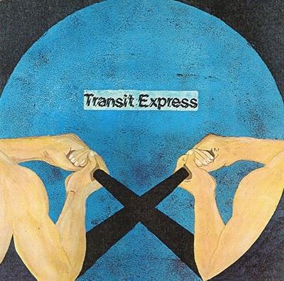 Transit Express Priglacit album cover