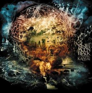 Ninth Moon Black - Kalyug CD (album) cover