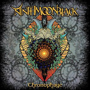 Ninth Moon Black - Chronophage CD (album) cover
