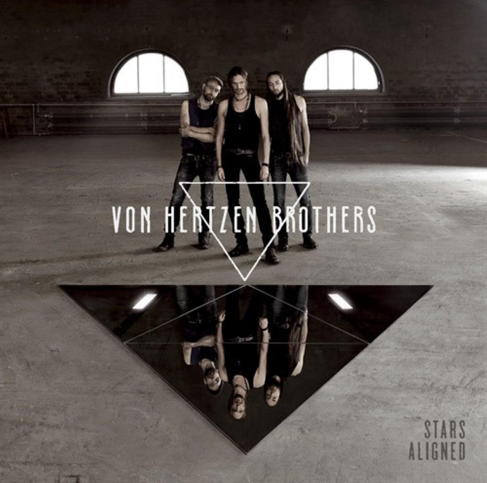 Stars Aligned by VON HERTZEN BROTHERS album cover