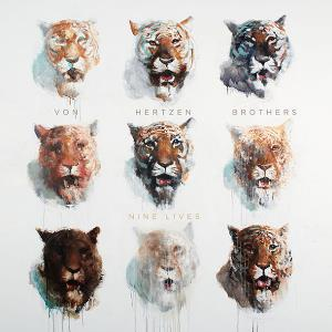 Von Hertzen Brothers - Nine Lives CD (album) cover