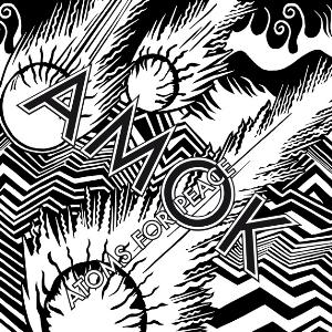 Thom Yorke Atoms for Peace: Amok album cover