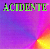 Acidente - Farawayers CD (album) cover