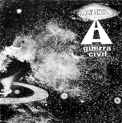 Acidente Guerra Civil album cover