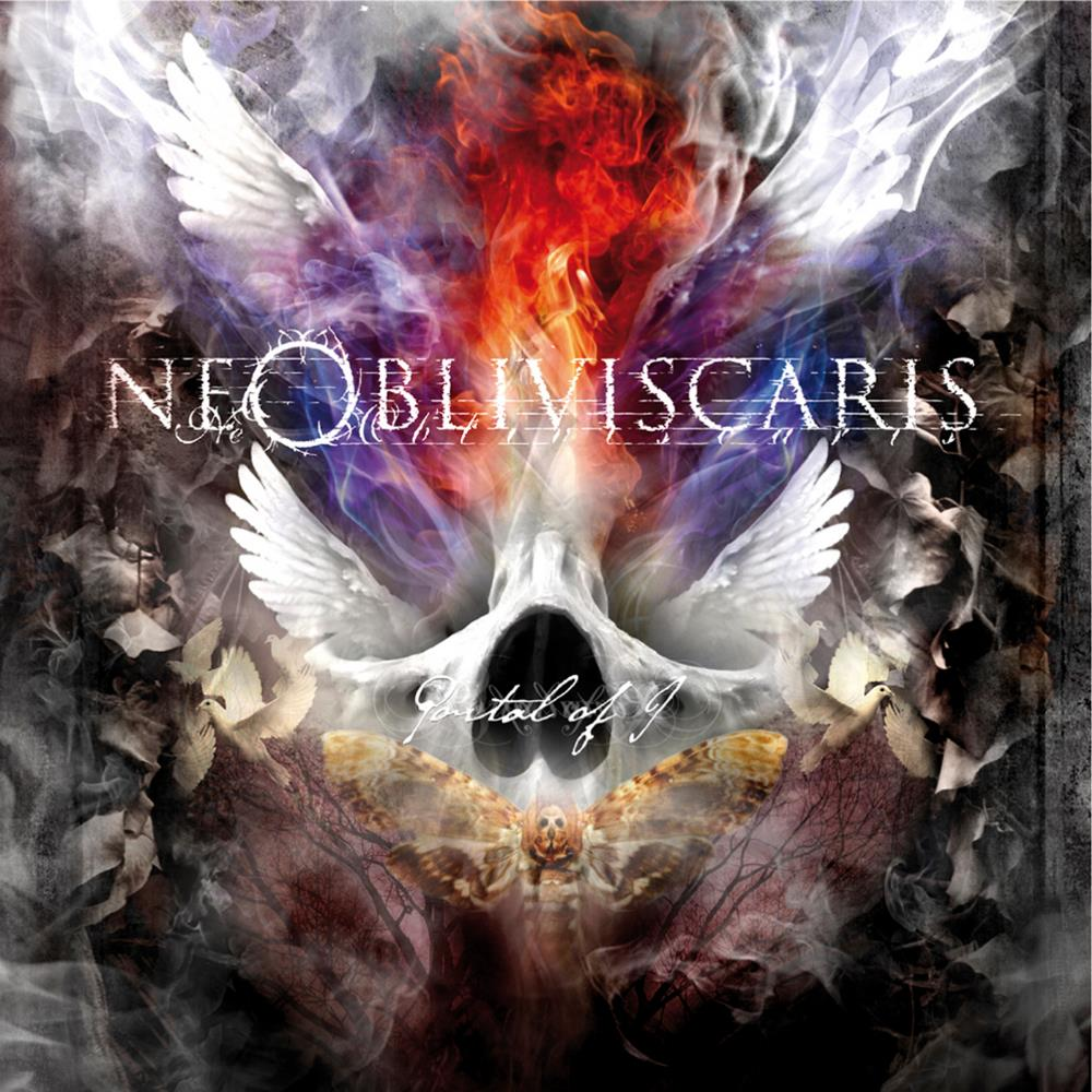 Ne Obliviscaris - Portal Of I CD (album) cover