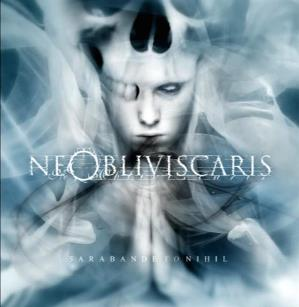 Ne Obliviscaris Sarabande to Nihil album cover
