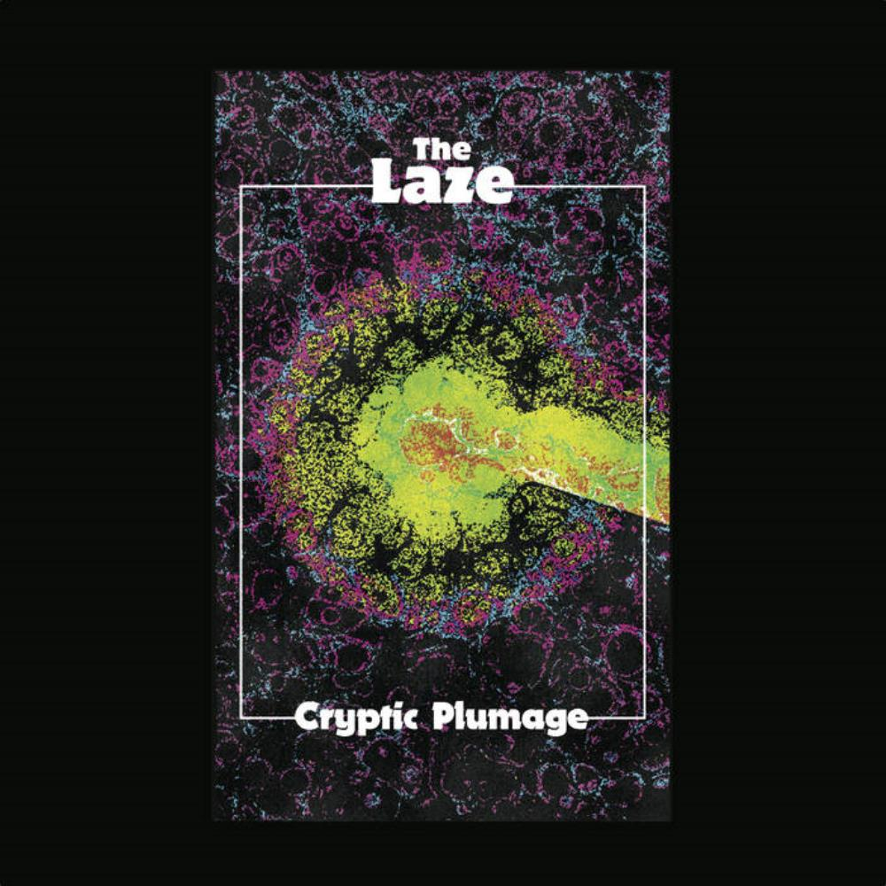 Cryptic Plumage by LAZE, THE album cover