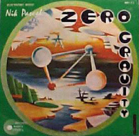 Nik Raicevic - Zero Gravity CD (album) cover