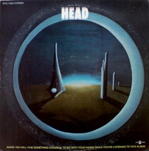 Nik Raicevic - Head CD (album) cover