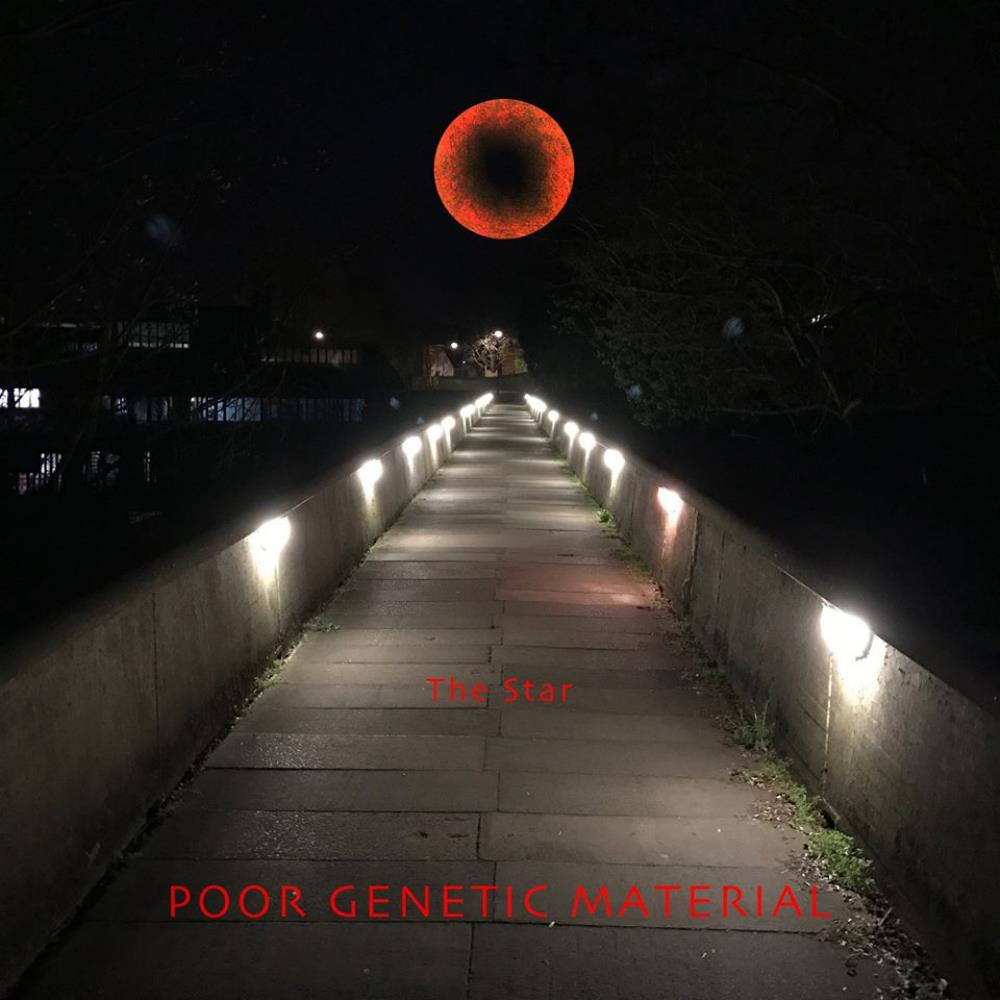The Star by POOR GENETIC MATERIAL album cover