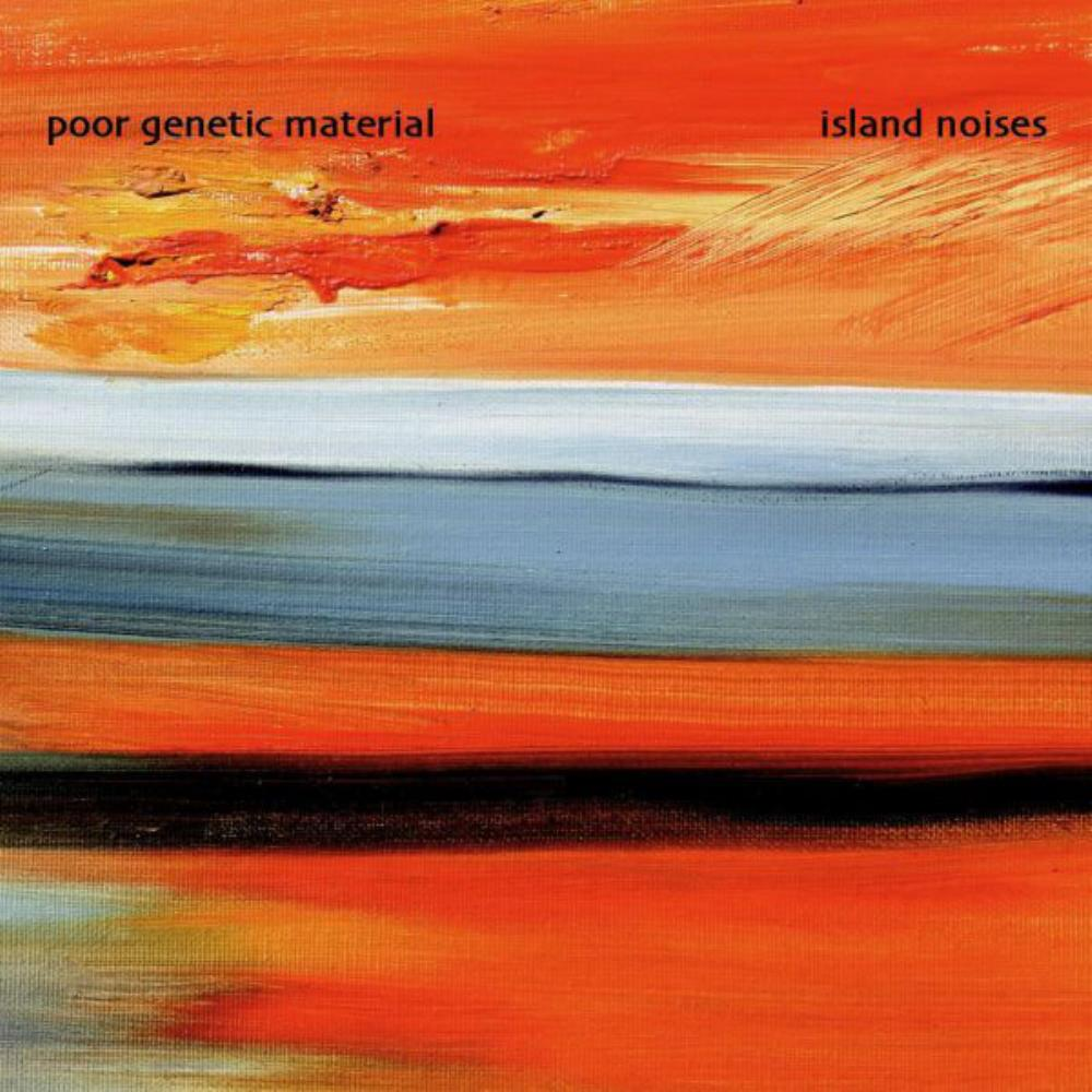 Island Noises by POOR GENETIC MATERIAL album cover