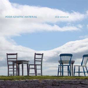 Poor Genetic Material - Absence CD (album) cover