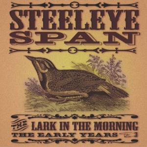 Steeleye Span - The Lark In The Morning - The Early Years CD (album) cover