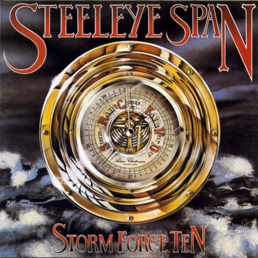 Storm Force Ten by STEELEYE SPAN album cover