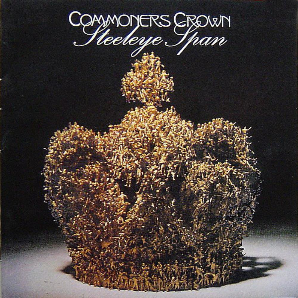 Steeleye Span - Commoners Crown CD (album) cover