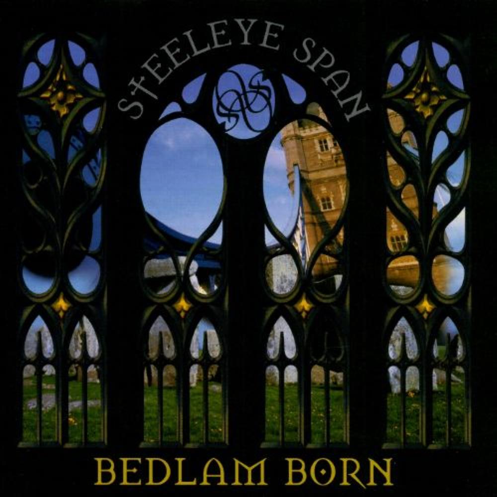 Steeleye Span - Bedlam Born CD (album) cover