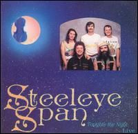 Steeleye Span Tonight's The Night, Live! album cover