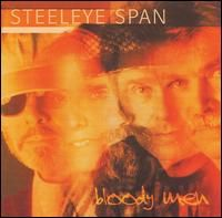 Steeleye Span Bloody Men album cover