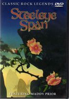 Steeleye Span Classic Rock Legends album cover