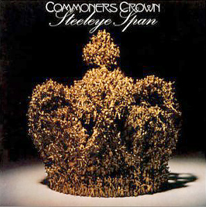 Steeleye Span Commoner's Crown album cover