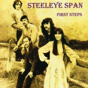 Steeleye Span First Steps album cover