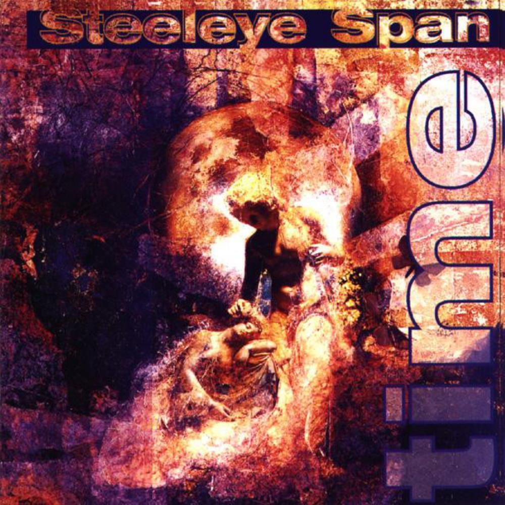 Time by STEELEYE SPAN album cover