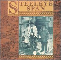 Steeleye Span Ten Map Mop or Mr. Reservoir Butler Rides Again album cover