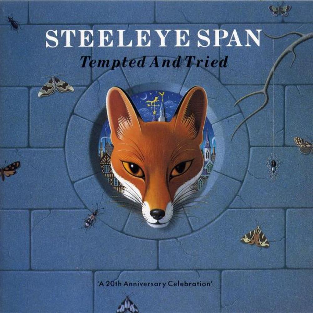 Steeleye Span - Tempted And Tried CD (album) cover