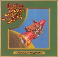 Steeleye Span Rocket Cottage album cover