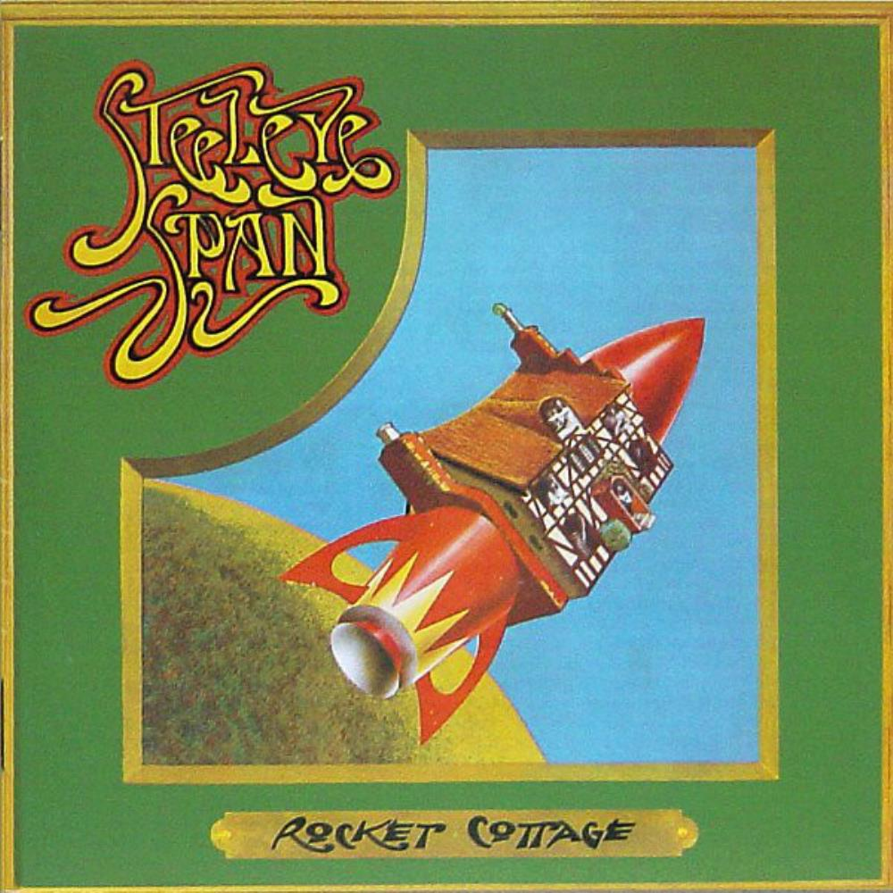 Steeleye Span - Rocket Cottage CD (album) cover