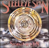 Steeleye Span Storm Force Ten album cover