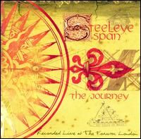 Steeleye Span The Journey album cover