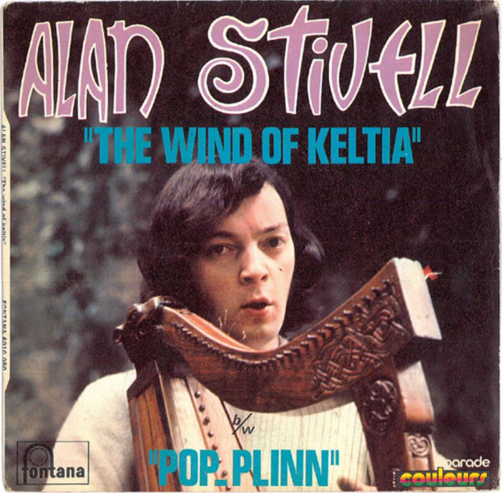 Wind of Keltia/Pop Plinn by STIVELL, ALAN album cover