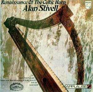 Alan Stivell Renaissance of the Celtic Harp (Renaissance de La Harpe Celtique) album cover