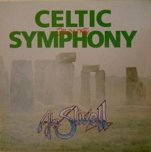 Alan Stivell Celtic Symphony album cover