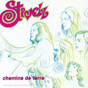 Chemins de Terre by STIVELL, ALAN album cover