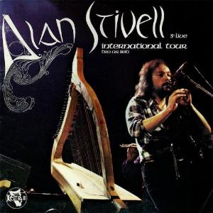 Alan Stivell International Tour album cover