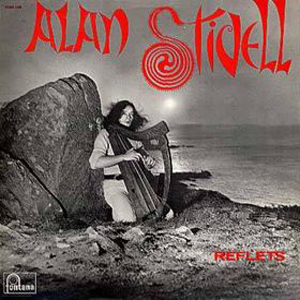 Alan Stivell Reflets album cover