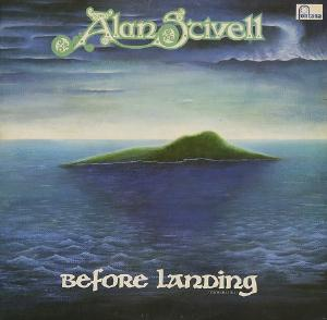 Alan Stivell Before Landing album cover
