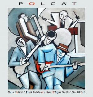 Chris Poland - Polcat CD (album) cover