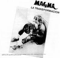 La Transformacion by MAGMA album cover