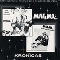 Magma - Kronicas CD (album) cover