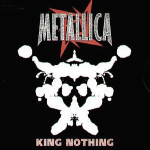 King Nothing by METALLICA album cover