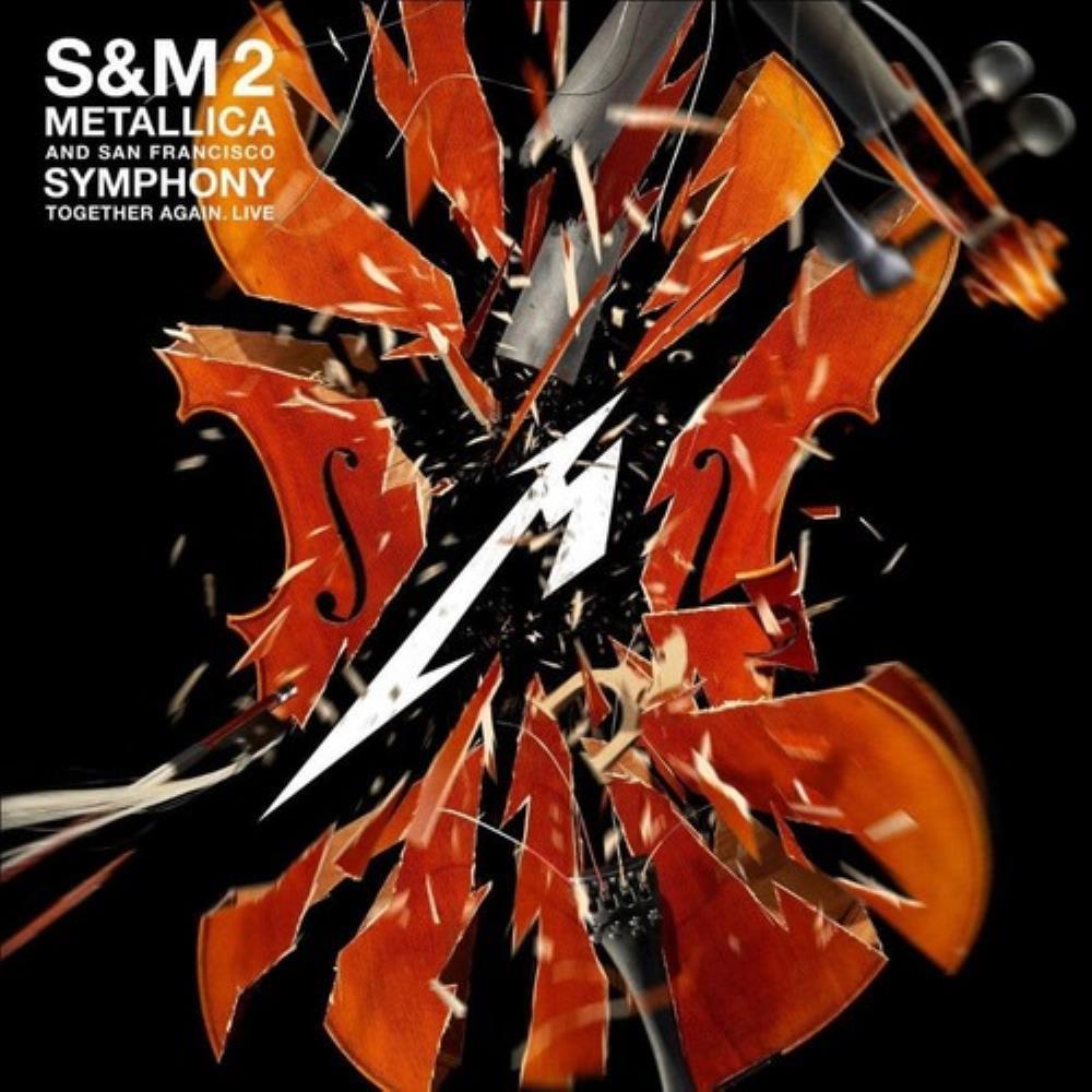 S&M 2 by METALLICA album cover