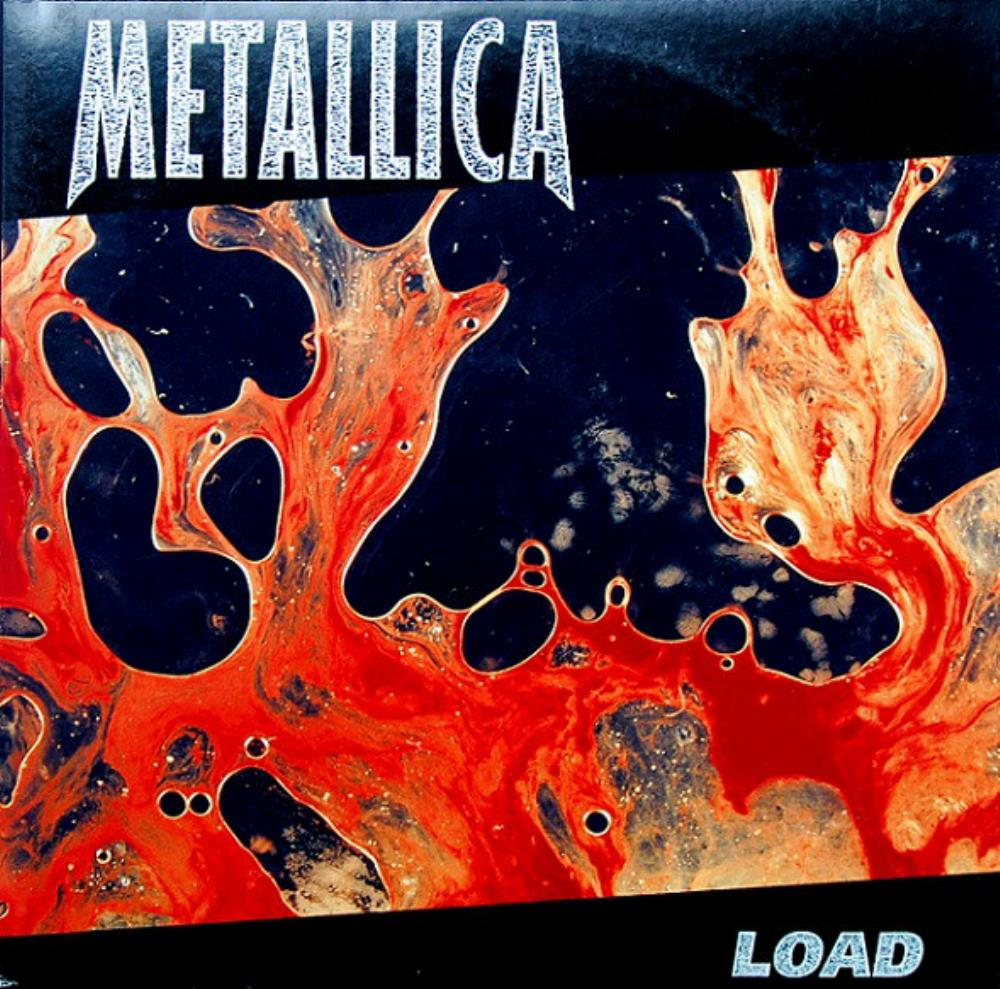 Metallica - Load CD (album) cover