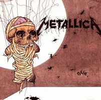 Metallica One album cover