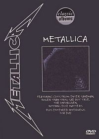 Classic Albums: Metallica by METALLICA album cover