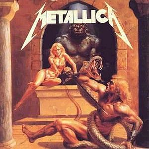 Metallica Power Metal demo album cover