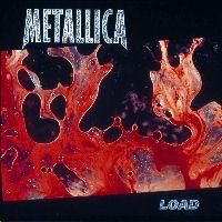 Load by METALLICA album cover